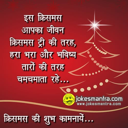 christmas status in hindi dp images